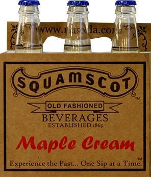 Squamscot Maple Cream Soda