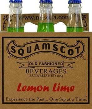Squamscot Lemon Lime Soda