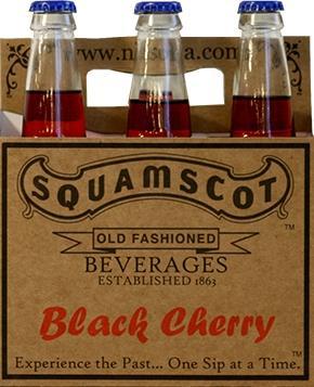 Squamscot Black Cherry Soda