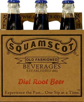 Squamscot Diet Root Beer