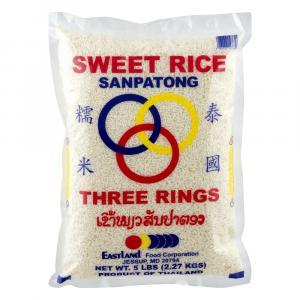 Three-Ring Circus Sweet Rice