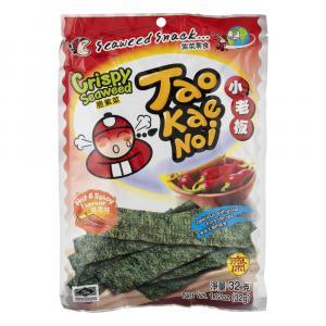 Tao Kae Noi Hot & Spicy Japanese Crispy Seaweed