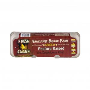Handsome Brook Farm Cage Free Large Eggs