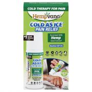 Hempvana Cold as Ice Pain Relief Roll on Gel