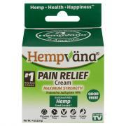 Hempvana Maximum Strength Pain Relief Cream