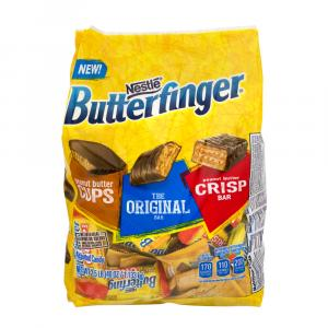 Butterfinger Bag Of Assorted Candy