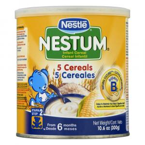 Nestum 5 Cereals Infant Cereal