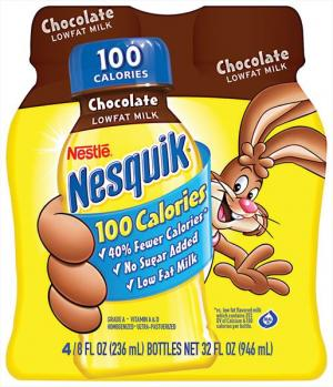 Nesquik Chocolate 100 Calorie