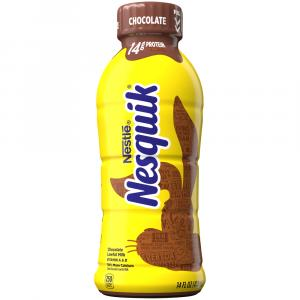 Nesquik Low Fat Chocolate Flavored Milk