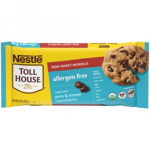 Nestle Toll House Org Simply Delicious Semi Sweet Morsels