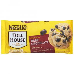 Nestle Dark Chocolate Morsels