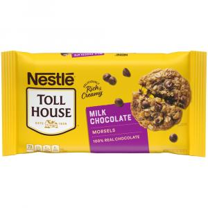 Nestle Milk Chocolate Morsels