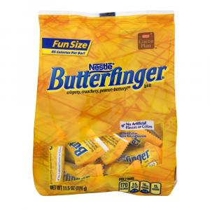 Nestle Butter Finger Fun Size