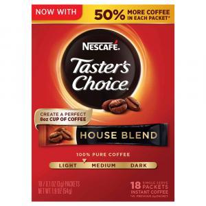 Taster's Choice House Blend Sticks