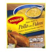 Maggie Chicken Noodle Soup Mix