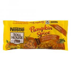 Nestle Toll House Pumpkin Spice Morsel