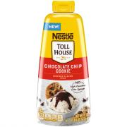 Nestle Toll House Chocolate Chip Cookie Flavored Syrup