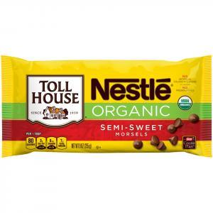 Nestle Organic Semi Sweet Morsels