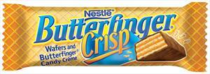Nestle Butterfinger Crisp Bar