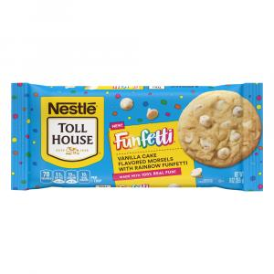 Nestle Toll House Funfetti Morsels