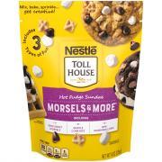 Nestle Toll House Hot Fudge Sundae Morsels & More