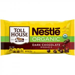 Nestle Organic Dark Chocolate Morsels