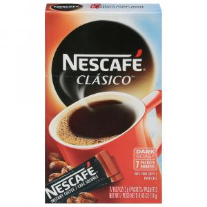 Nescafe Clasico Sticks Dark Roast