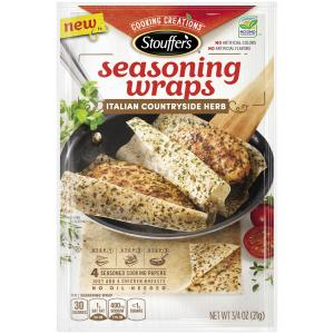 Stouffer's Italian Countryside Herb Seasoning Wraps