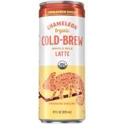 Chameleon Organic Cold-Brew Cinnamon Dolce Latte