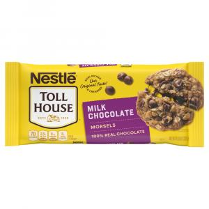Nestle Milk Chocolate Morsels