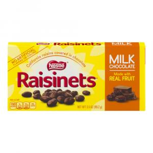 Nestle Raisinets Theater Box