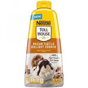 Nestle Toll House Pecan Turtle Delight Flavored Syrup