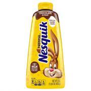 Nesquik Chocolate Syrup