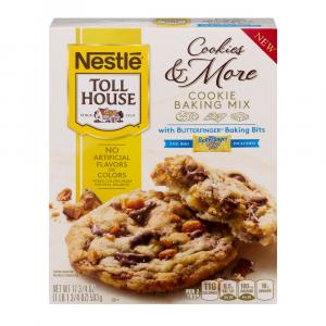 Nestle Toll House Butterfinger Baking Bits Cookie