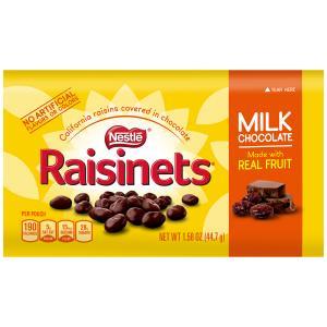 Nestle Raisinets Singles