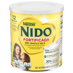 Nido Instant Powdered Whole Milk