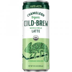 Chameleon Organic Cold-Brew Cafe Latte