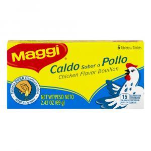Maggi Chicken Bouillon Tablets