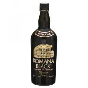 Romana Black Liquore Di Sambuca