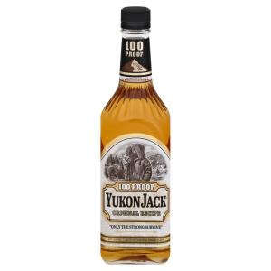 Yukon Jack Bourbon Original Recipe 100 Proof