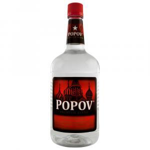 Popov Vodka 80 Proof