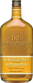 Dr. McGillicuddy's Butterscotch Schnapps