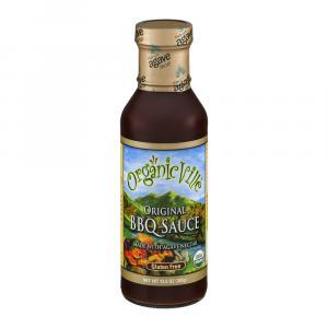 OrganicVille Original Barbecue Sauce