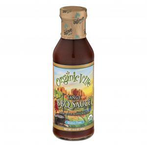 OrganicVille Hot & Spicy Barbecue Sauce