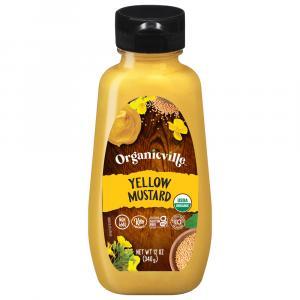 Organicville Gluten Free Yellow Mustard
