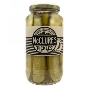 McClure's Spicy Dill Pickle Spears
