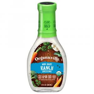 OrganicVille Non-Dairy Ranch Salad Dressing