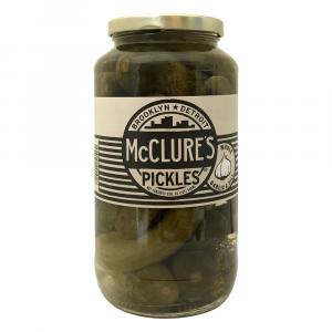 McClure's Garlic and Dill Pickle Whole