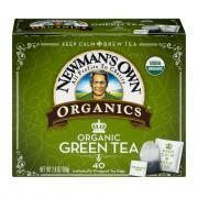 Newman's Own Organics Green Tea Bags