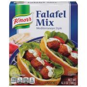 Knorr Falafel Mix Mediterranean Style